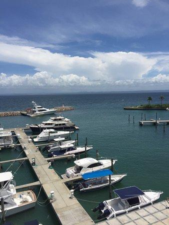 The Bannister Hotel & Yacht Club: Recuerdo de un excelente fin de Samaná en el Bannister Hotel en Puerto Bahía, Samaná