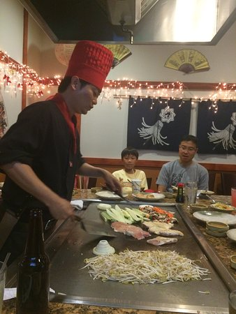 Koki's Japanese Teppan House: photo0.jpg