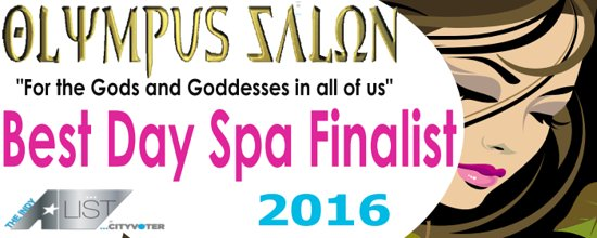 Fishers, IN: 2016 Finalist for Best Day Spa by Indy A list
