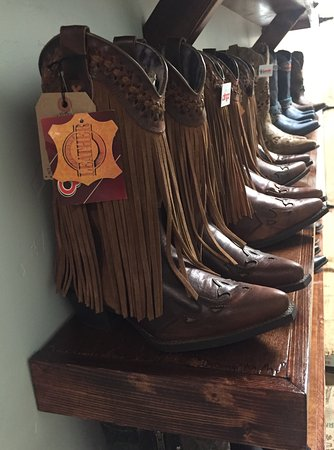 "Senoia, GA: ""Boots and Lace"""