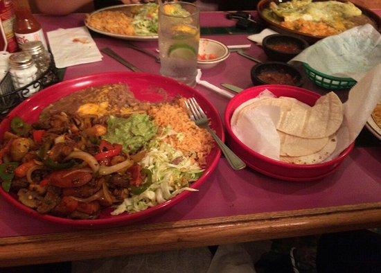 Inca Mexican Restaurant Moses Lake Restaurant Reviews