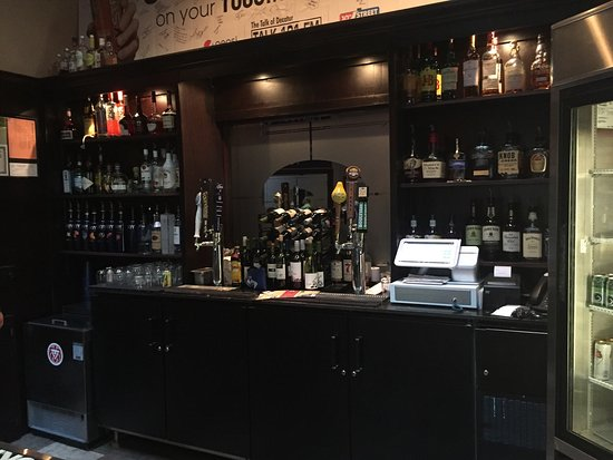Decatur, IL: Interior Bar