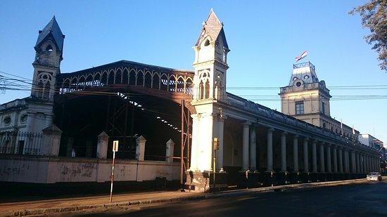 Museo de la Estacion Central del Ferrocarril Carlos Antonio Lopez