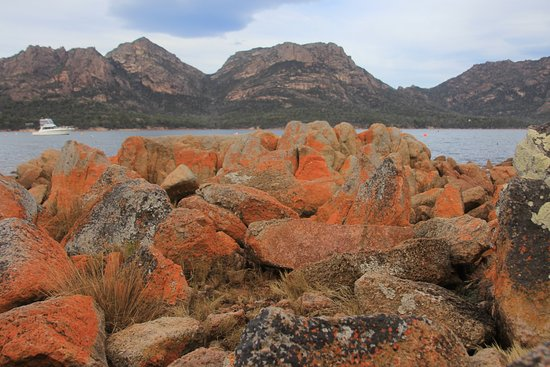 Freycinet, Australia: View from the Boat Ramp
