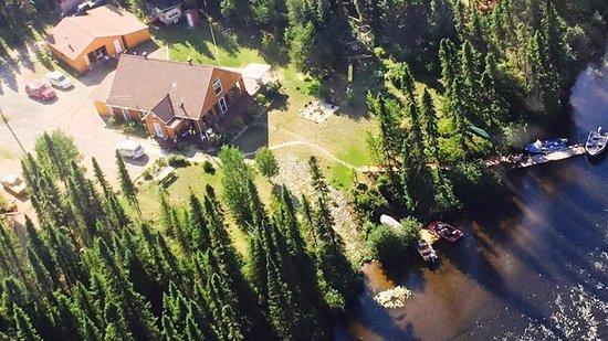 Chibougamau, Canada: Le Gîte de la Rivière