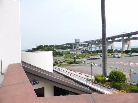 Sakaide, Japan: 与島PA