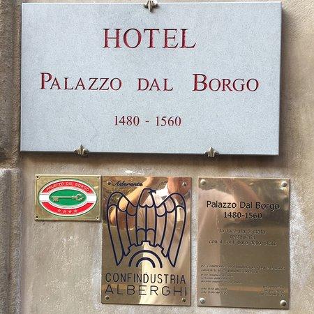 Gambar Palazzo dal Borgo Hotel Aprile