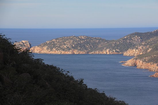 Coles Bay, Австралия: Wineglass Bay