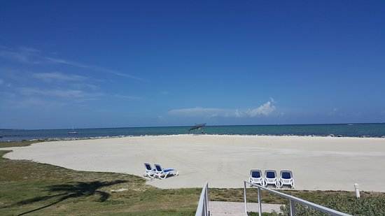 Islander Resort, a Guy Harvey Outpost: View from our corner suite