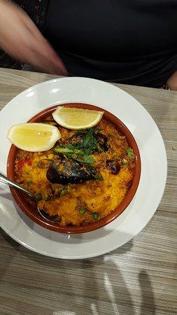 Lilydale, Australië: Paella