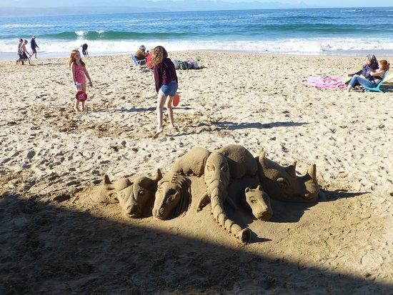 Plettenberg Bay, Südafrika: Plettenberg Beach - Plettenber Bay, South Africa