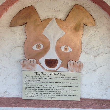 Cottonwood, AZ: Dog Friendly Environment (Outside)