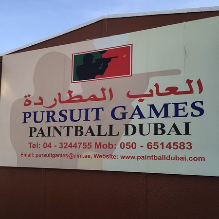 Pursuit Games - Paintball Dubai - 2019 All You Need to Know BEFORE
