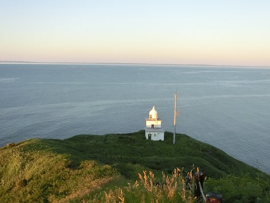 Peshi Misaki Observatory : 下の灯台