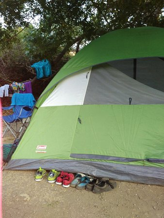 Sycamore Canyon Campground: IMG_20160718_183911_large.jpg