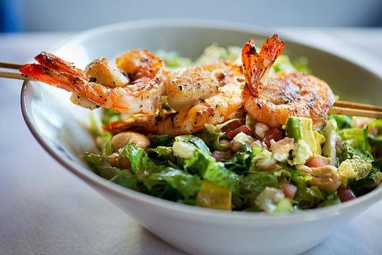 "Kent, WA: Duke's ""Un""Chopped Seafood Salad"