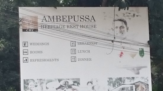 Foto Ambepussa