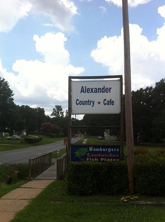 Alexander Country Cafe