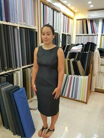 Cherngtalay, Thailandia: Eleganza Fashion Surin Beach