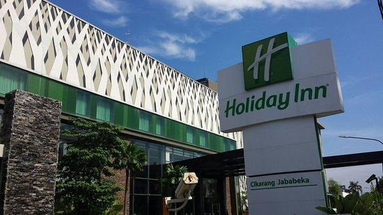 Holiday Inn Cikarang Jababeka Picture Of Holiday Inn Cikarang Jababeka Tripadvisor