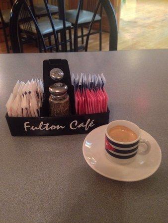 Fulton Cafe