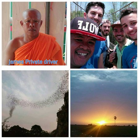 Battambang, Kambodja: Countryside tour