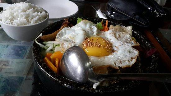 Seven hills of Dokkaebi: Hot pot