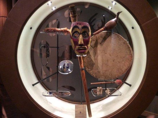 Suquamish, WA: Special toanga (ancient relics)