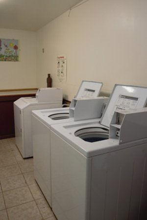 Quakertown, PA: Washer machines in laundry room