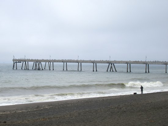 Pacifica Munil Pier Ca