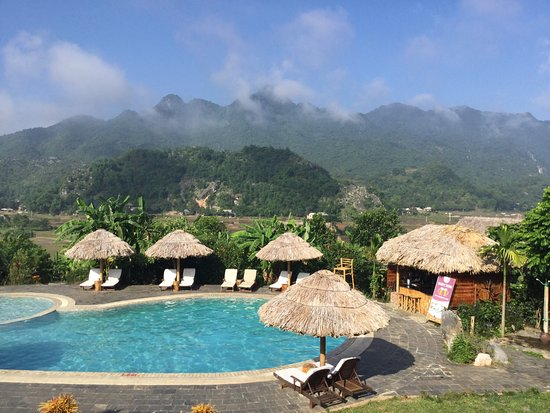 Mai Chau, Βιετνάμ: Pool