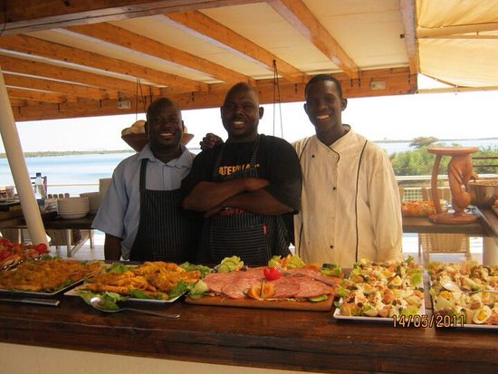 Lake Kariba, ซิมบับเว: All meals customised to suit you tastes and preferences