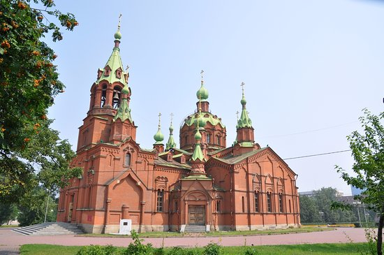 ‪Alexander Nevsky Church‬