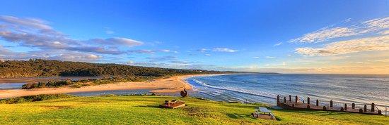 Merimbula, Australia: Short Point Beach