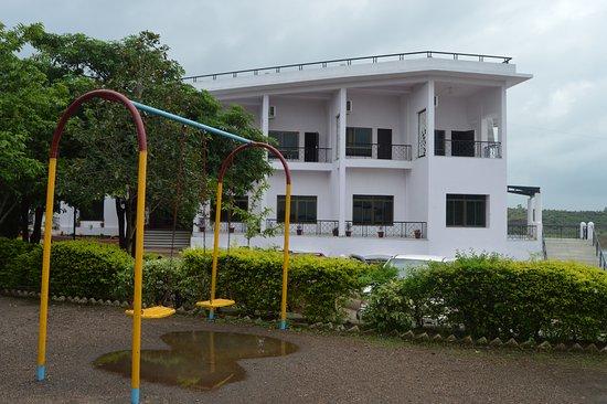 Bargi, India: Hotel