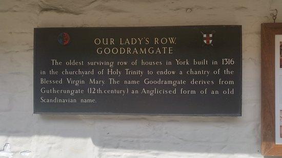 Lady Row