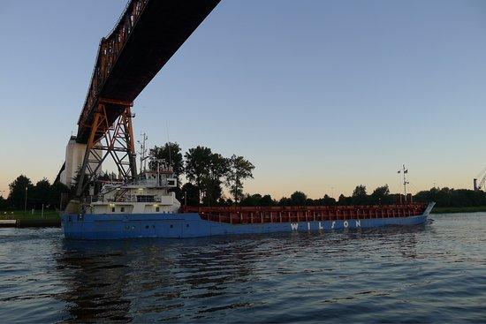 Rendsburg Transporter Bridge (Schwebefaehre): photo7.jpg