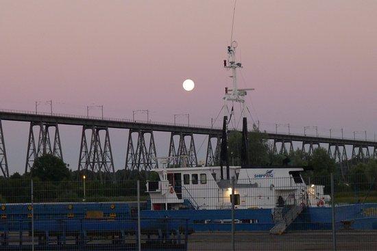 Rendsburg Transporter Bridge (Schwebefaehre): photo9.jpg