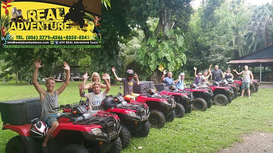 Parrita, Costa Rica: ATV Real Adventure