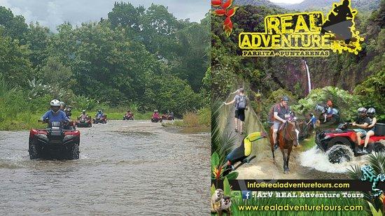 Parrita, Costa Rica: ATV Real Adventure