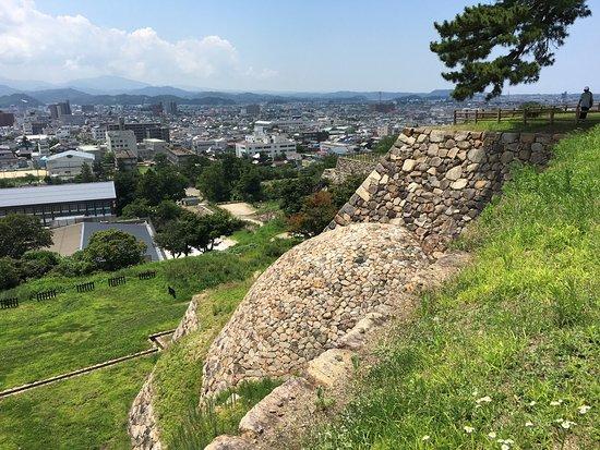 Tottori Castle Ruins