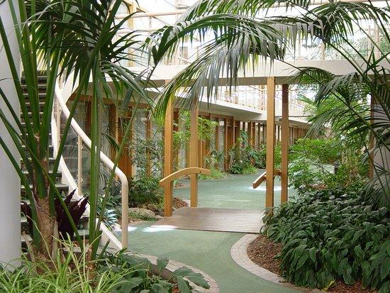 Queanbeyan, Australia: Atrium