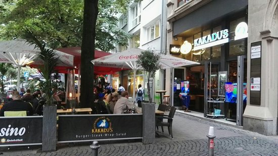 Kakadu's: Australian restaurant in Frankfurt