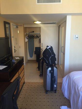 San Francisco Marriott Union Square: Hotel bem localizado e confortável.