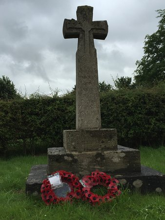 Дриффилд, UK: War Memorial Garton on the Wolds