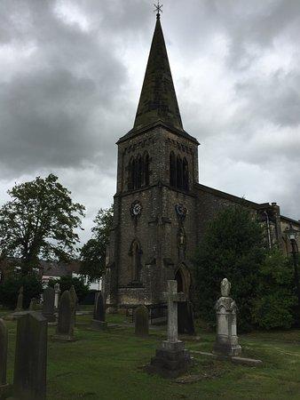 Saint James Church: St James Rawcliffe