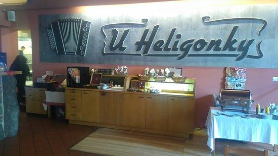 U Heligonky