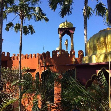 巴厘島別墅水療酒店張圖片