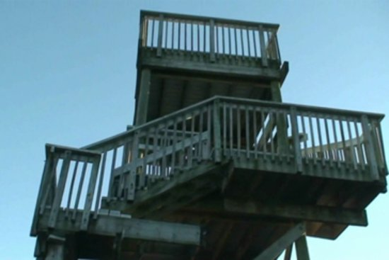 Cape Coral, FL: an observation tower