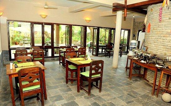 Mum's Garden Resort : Restaurant